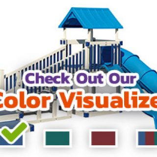 See your swing set in a variety of colors