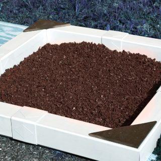 Rubber Mulch & Curbs