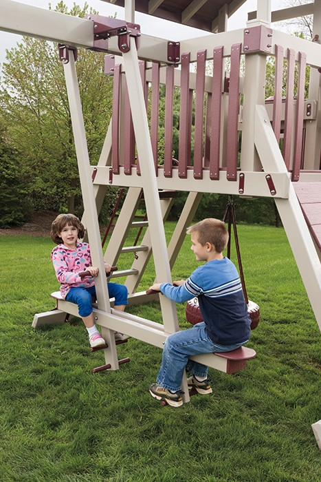 Playset Swings Adventure World Play Sets