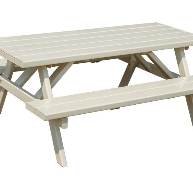 vinyl picnic tables for sale from Adventure World Play Sets.