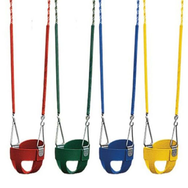 swing set bucket seats for children six months to a year old