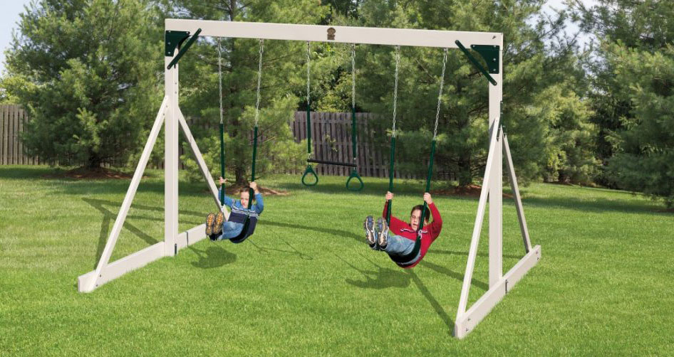 adventure gym swingset