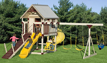safe playground equipment