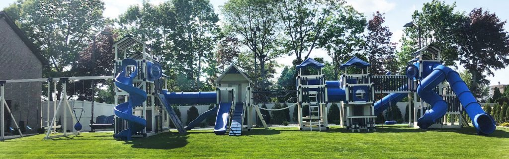 90 foot playset in staten island ny