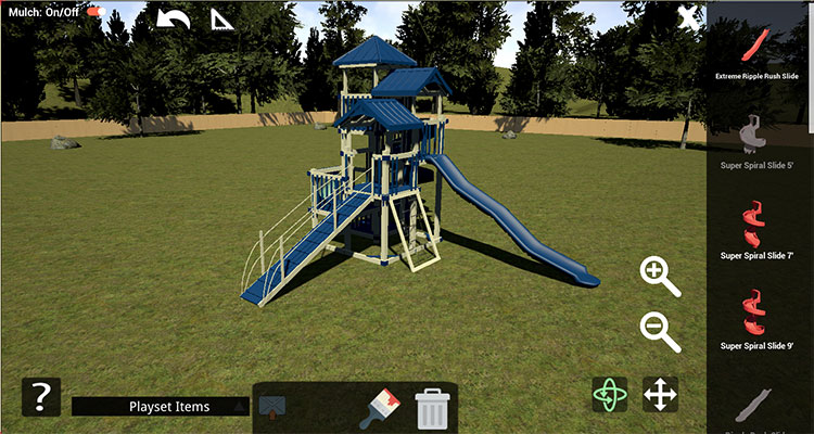 Design Your Own Playset