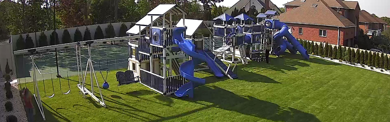 jumbo custom playset in staten island new york