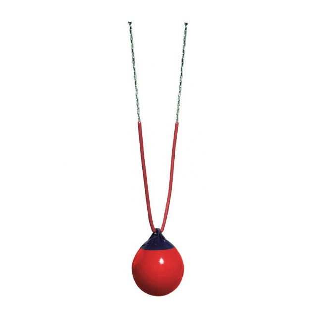red ball swing
