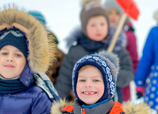 Great Winter Family Activities to Pair with Your Playset