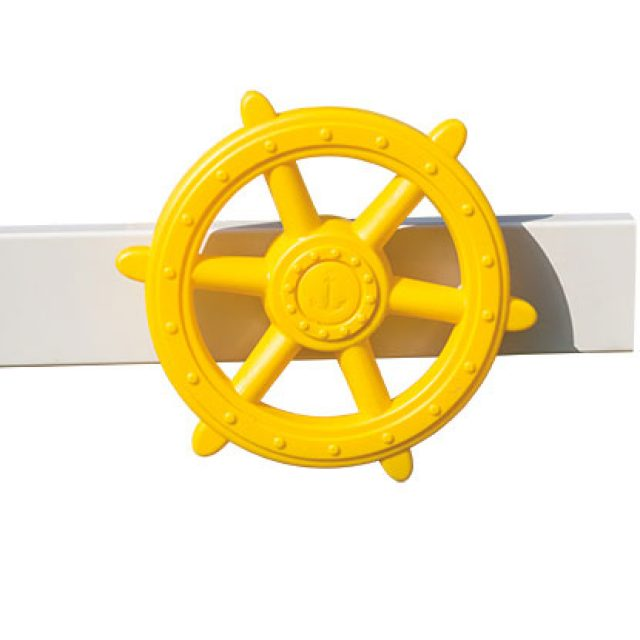Ships Wheel Yellow custom playset