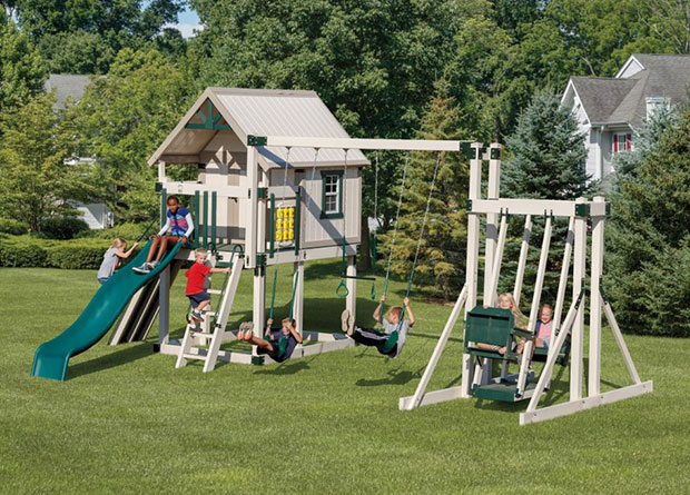 Playsets And Swing Sets For Older Kids Adventure World