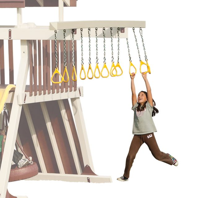 trapeze ring climber