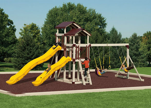 two story playset for older kids