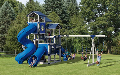 maintenance free playset