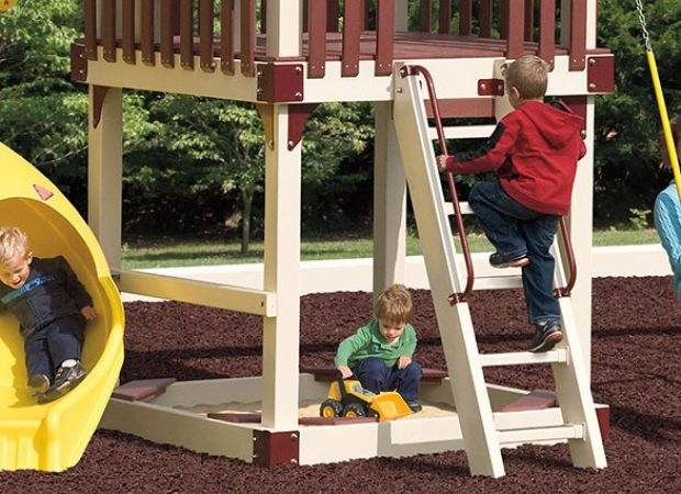 Building a Fun & Safe Backyard Play Area