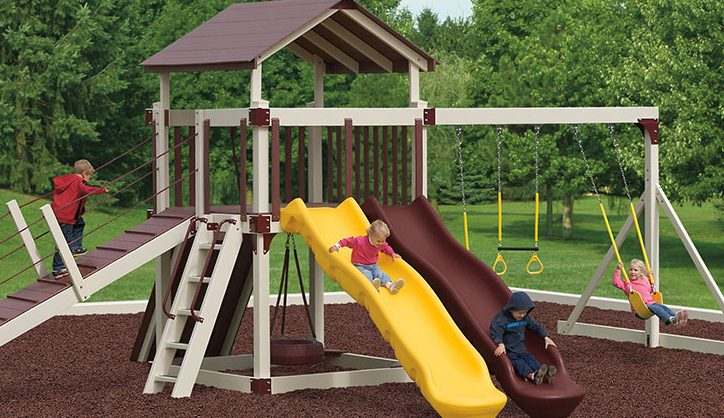 How to Polish a Plastic Playground Slide: 5 Ways to Make a ...