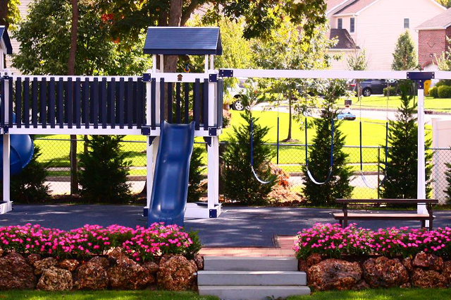 backyard playground ideas