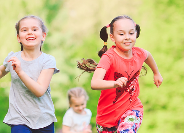 The Benefits of Playing Outside for Kids