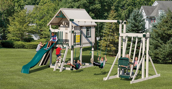 swing set for big kids
