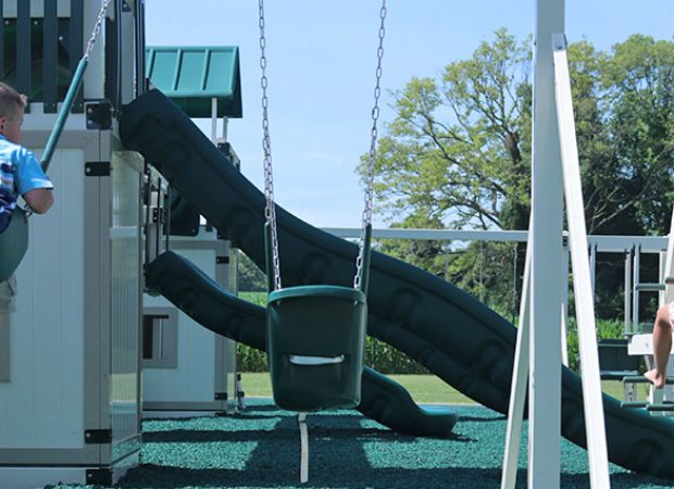 The Surprise Best Time to Buy a Swing Set