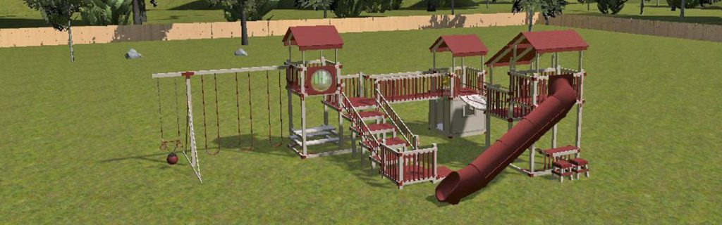 build your own playset