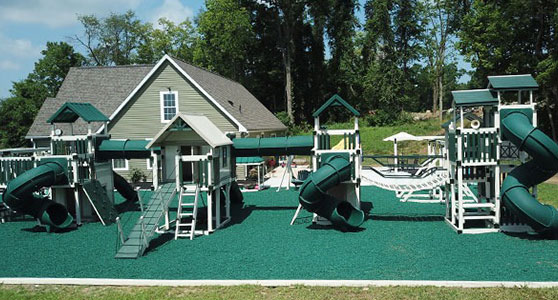 unique play structures for kids