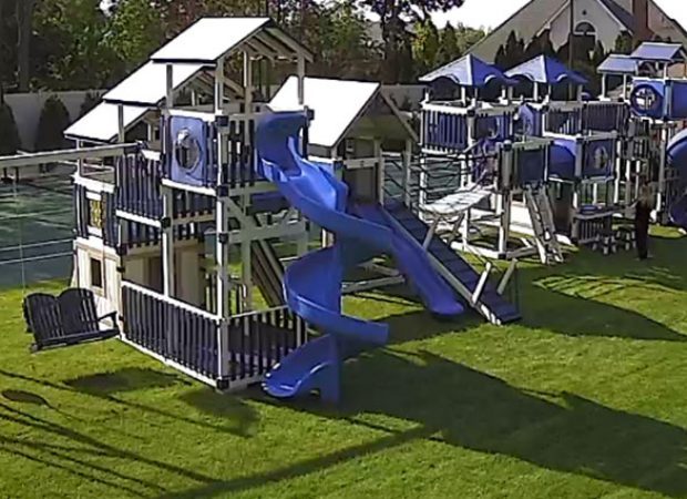 Huge Swing Sets that You'll Love