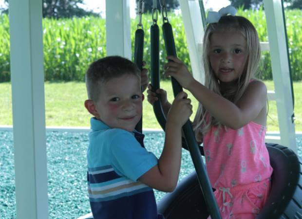 7 Things Your Family Swing Set Must Have