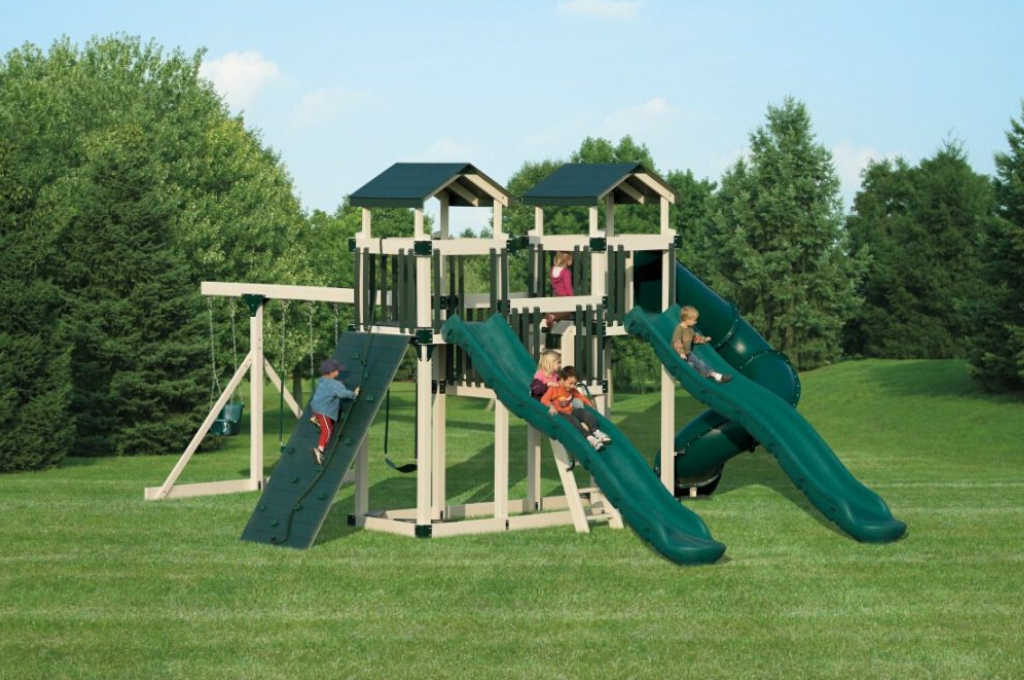 fantasy fortress family playset