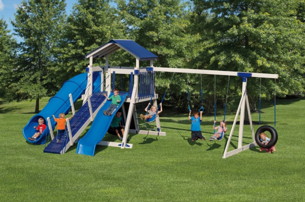 giggle junction family swing set