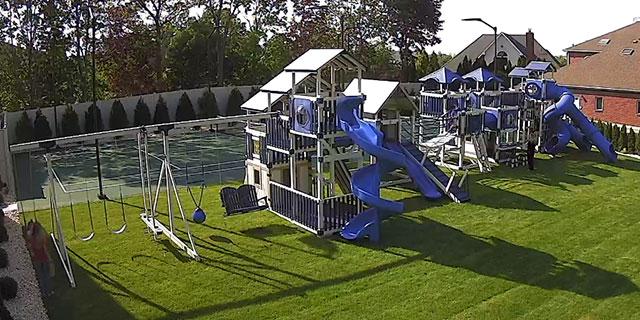 jumbo home playground