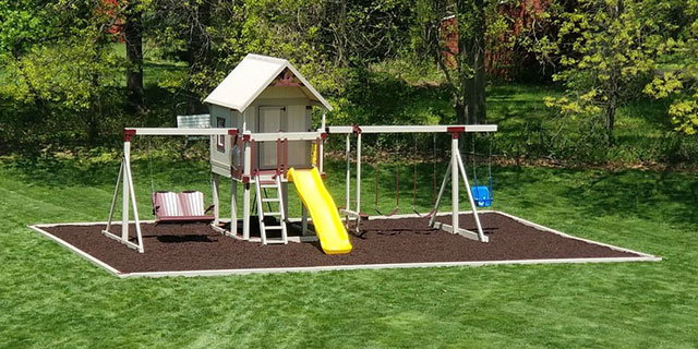 top family swing sets