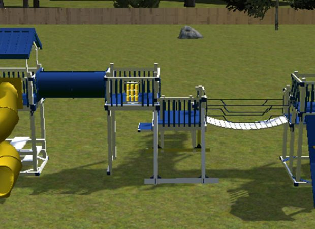 Design Your Own Swing Set Plans Right Here