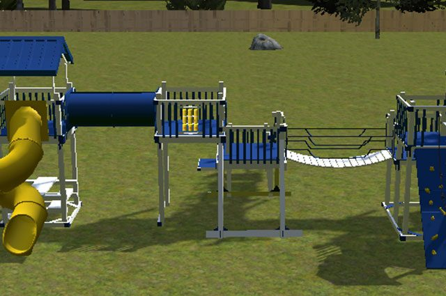 design your own swing set plans