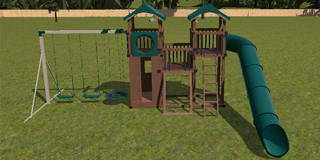 plans to build a swing set