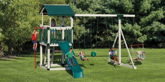 swing sets for 2-year-olds