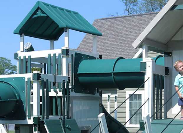 Climbing Playsets for Maximum Outdoor Fun