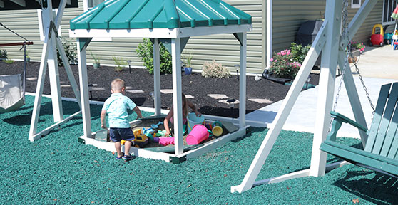 recreate recess at home