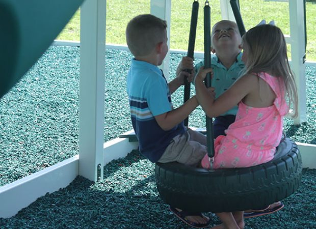 Tire Swing Sets & Other Unique Swings