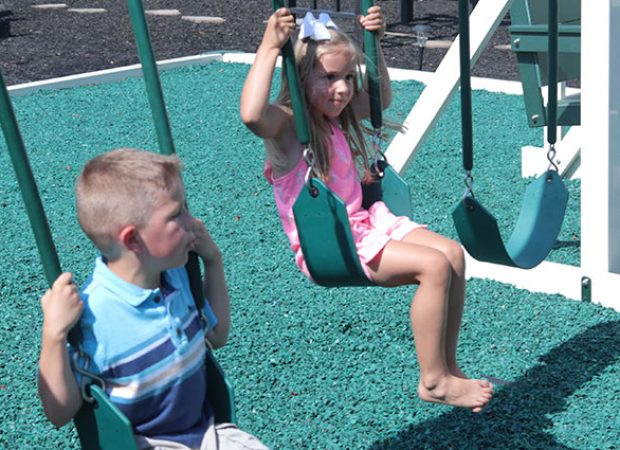 How to Swing on a Swing Set: Guide for Kids