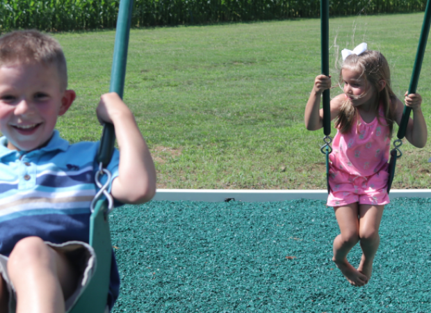 Discover Our Different Types of Swings
