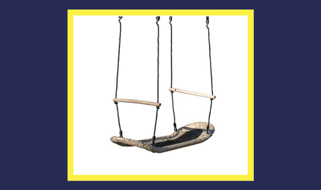 surf swing for playset