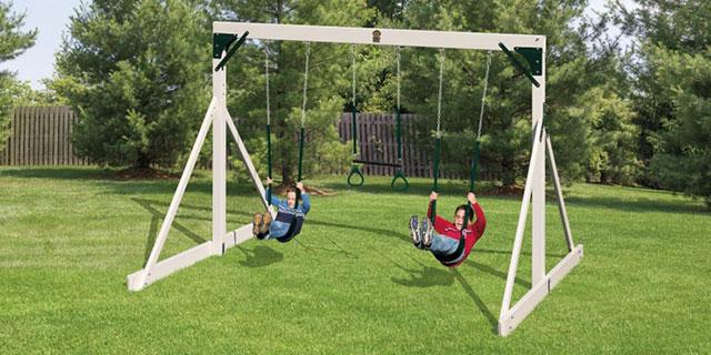basic swing sets