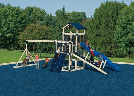 swing set for backyard playground