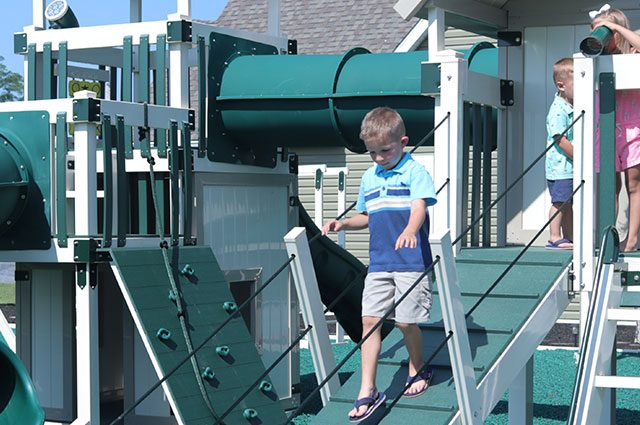 best backyard play structures