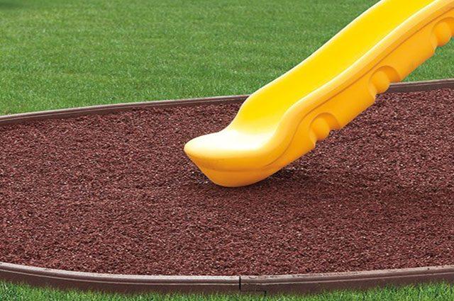 rubber mulch colors