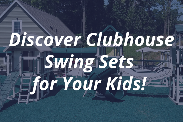 clubhouse swing sets